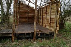 Cabane d'observation à oiseaux