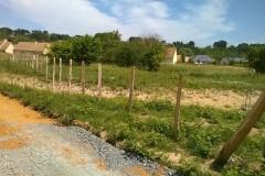 Clôture agricole